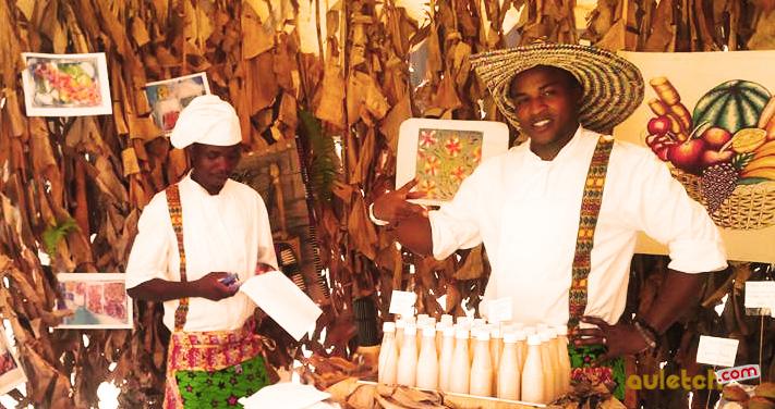 Ô saveurs de l'Afrique