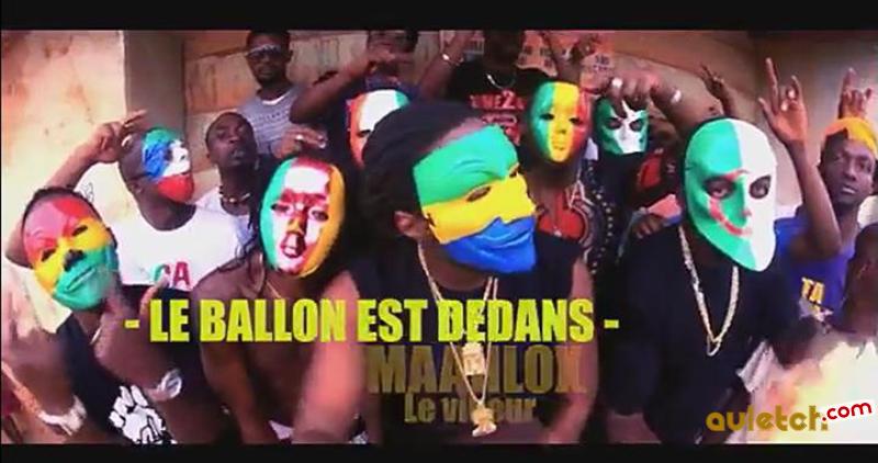 Maahlox-Le-Vibeur-Le-Ballon-Est-Dedans-Can-2017-Au-Letch-Video-Officielle