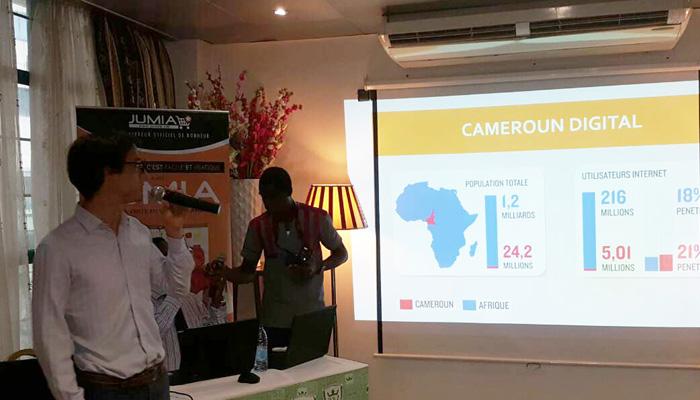 Roland De Heere, CEO de Jumia Cameroun