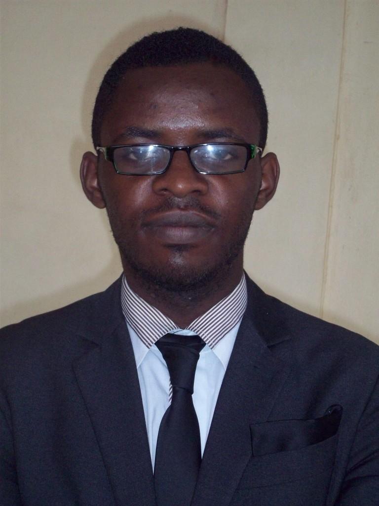 Achiri Arnold, co-fondateur de Traveler, l''application camerounaise qui veille à la sécurité au volant. ©. Facebook
