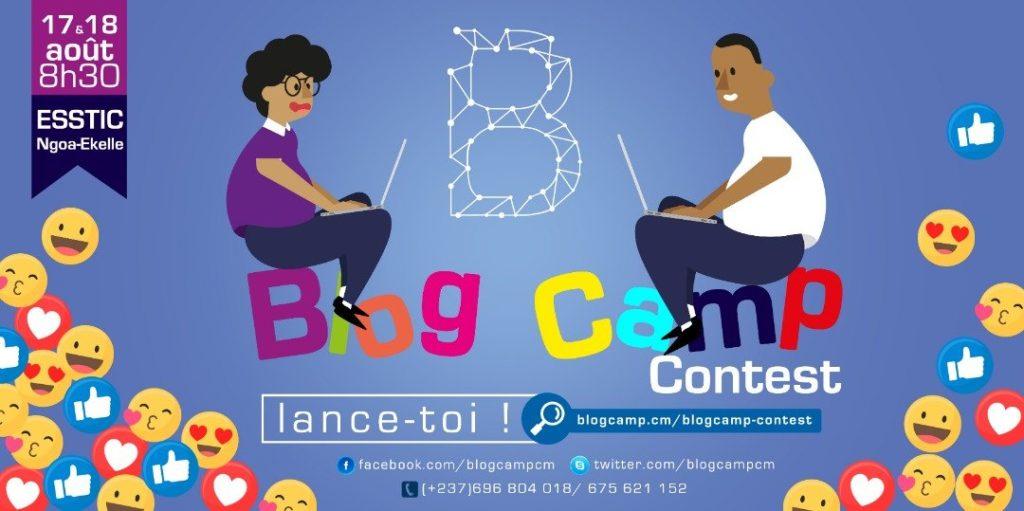 Blog camp contest