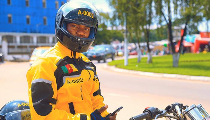 Bee moto taxi