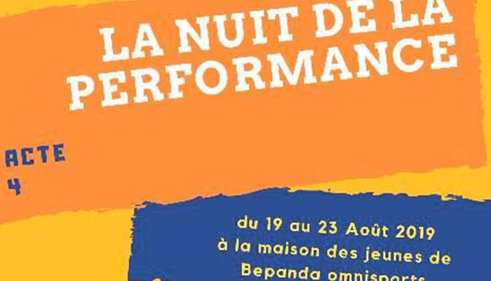 La nuit de la performance