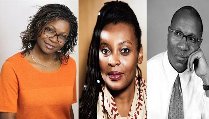 Trois auteurs camerounais, le prix les Afriques