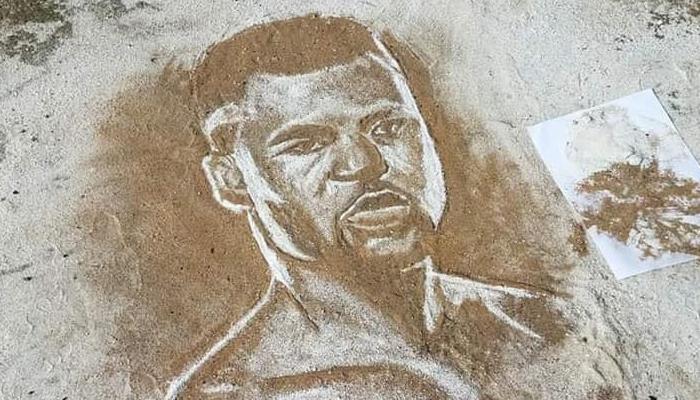 Kobe Williams, Francis Ngannou