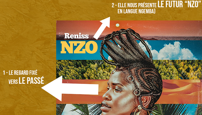 Reniss, Cover,