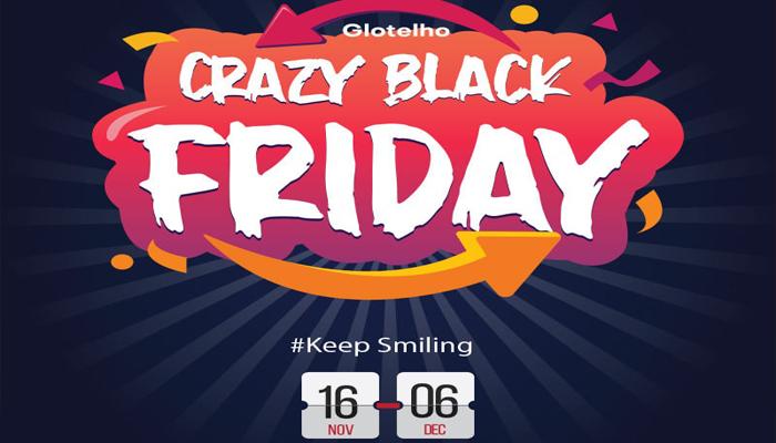Black Friday, Glotelho