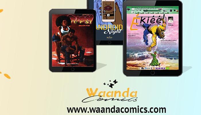 Waanda comics