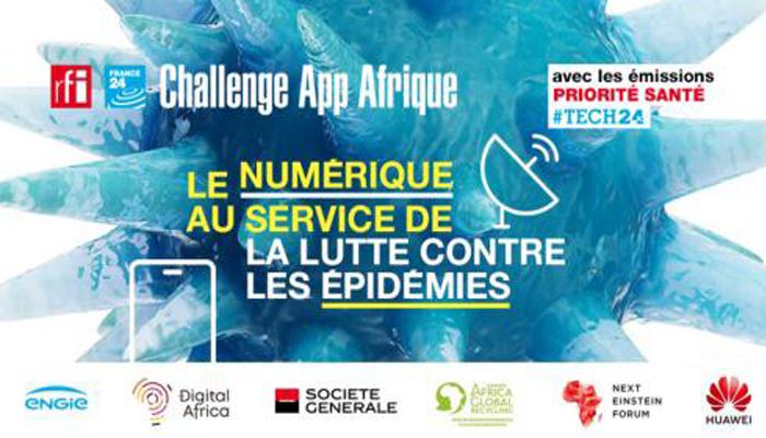 SOS-SANTE, Challenge App