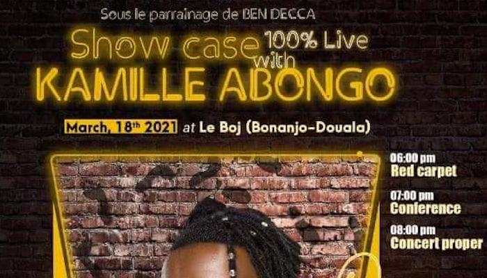 Kamille Abongo