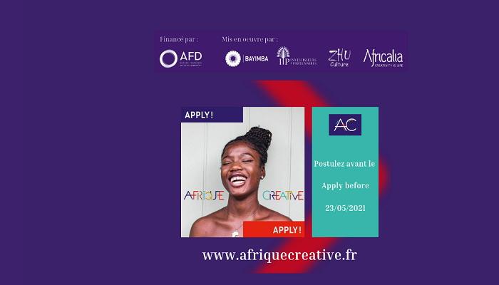 Afrique Créative 2021