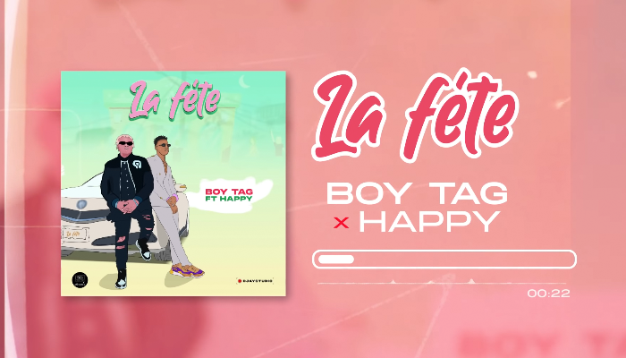 Boy tag, Happy
