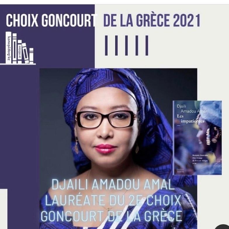 Djaïli Amadou Amal