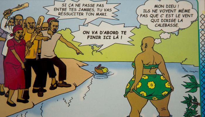 Veuvage au Cameroun
