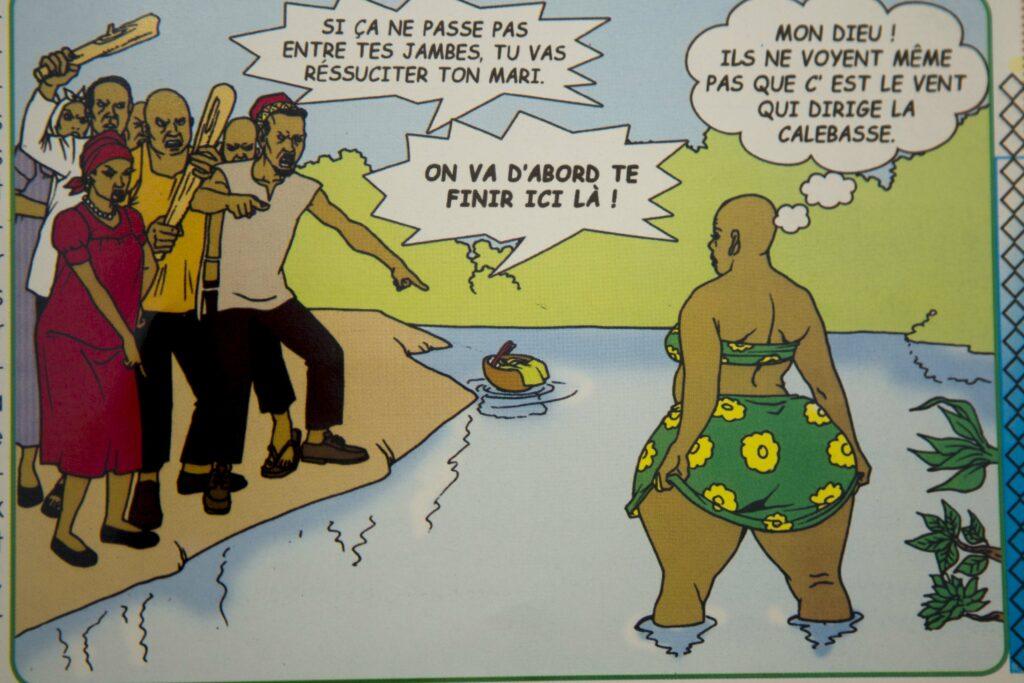 Le veuvage au Cameroun