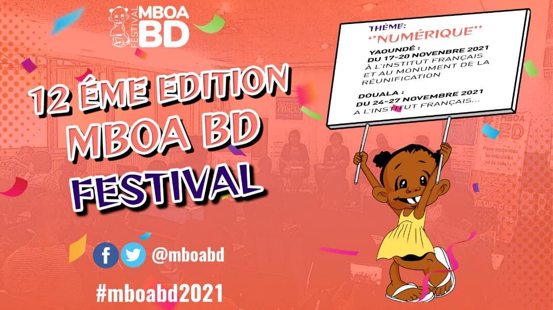 MBOA BD Festival