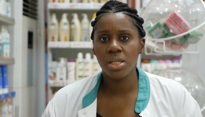 Dr Ngounve Patricia, sentir bon