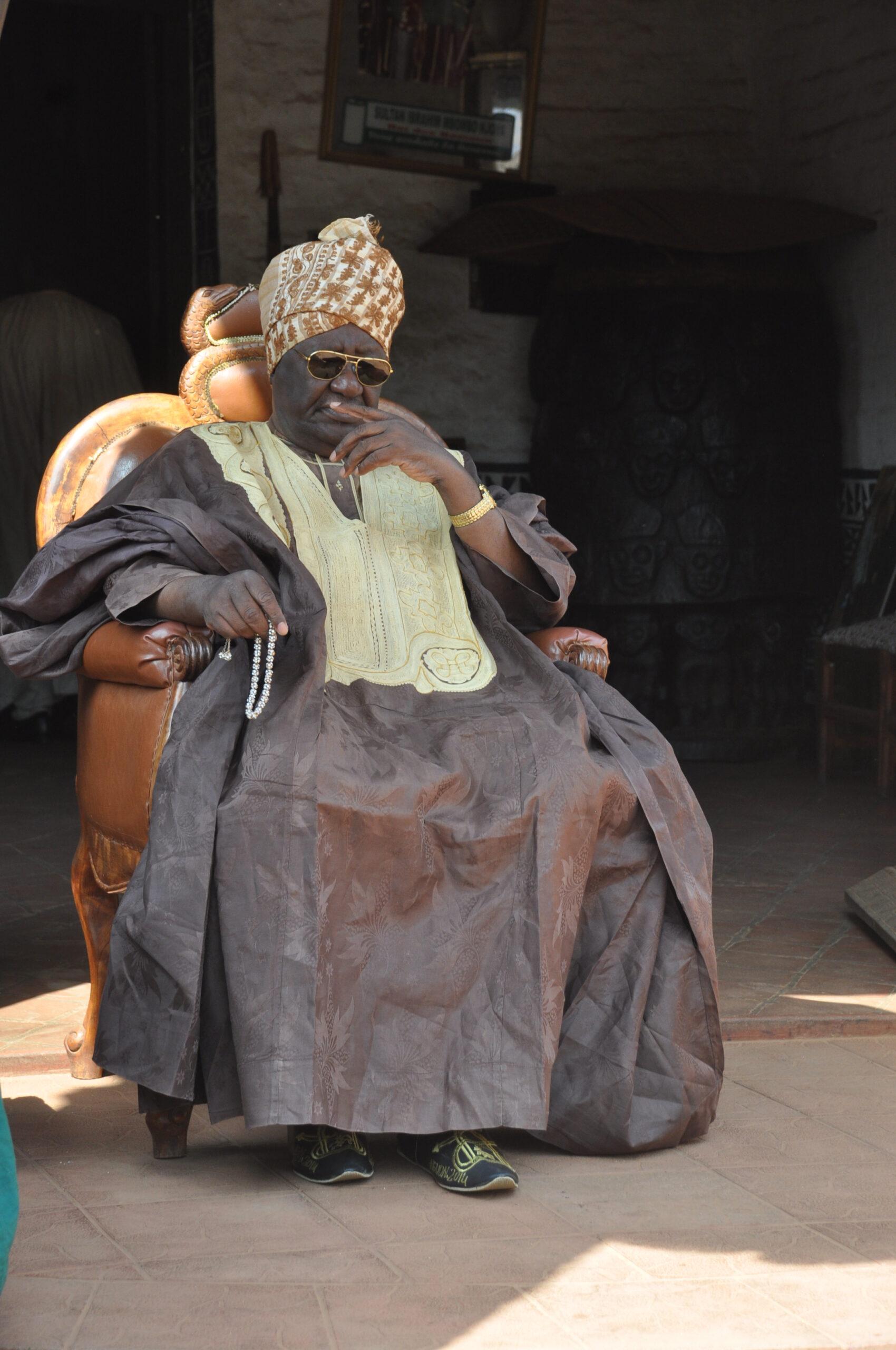 Sultan Mbombo Njoya