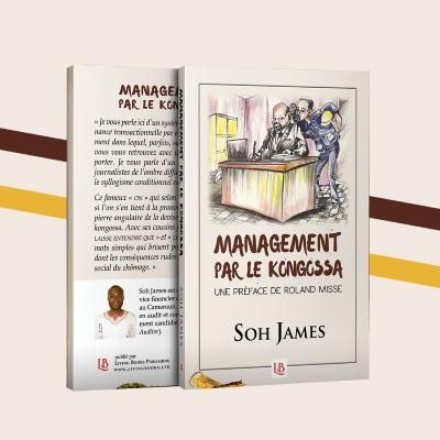 Soh James, Management par Kongossa