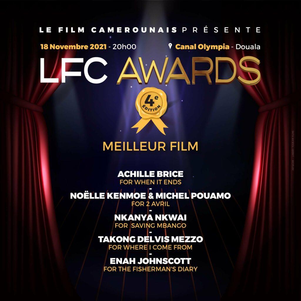 LFC Awards acte 4